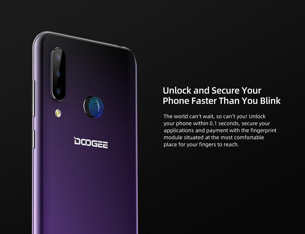 Buy Doogee N20