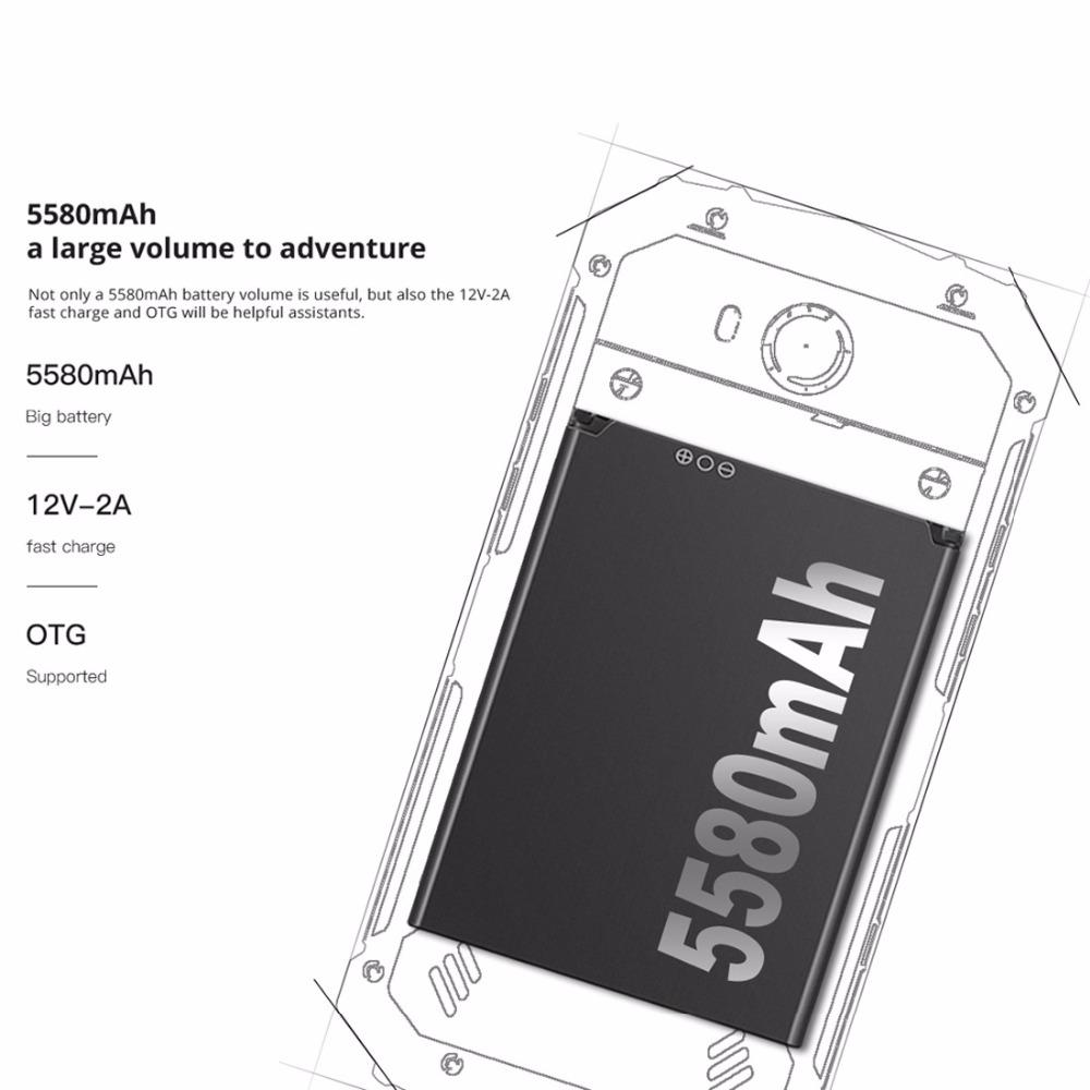 Doogee S60 mobile phone