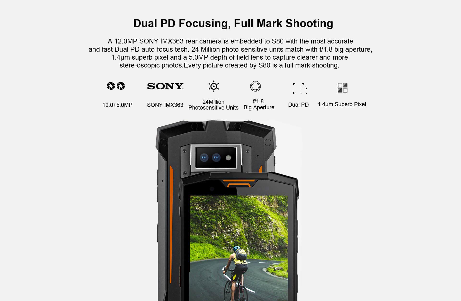 Buy Doogee S80 Rugged Phone