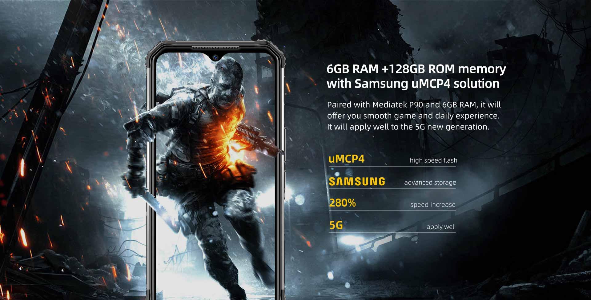 Buy Doogee S95