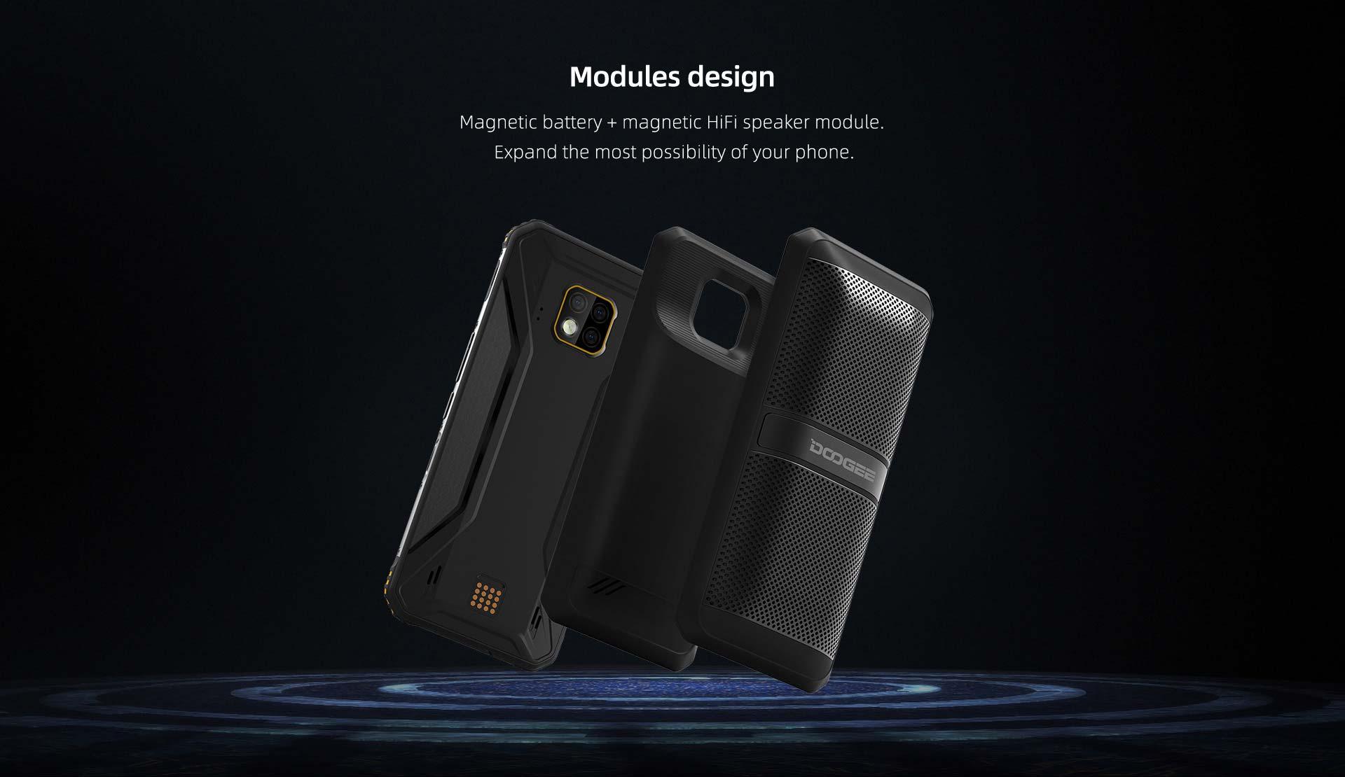 Doogee S95 rugged phone