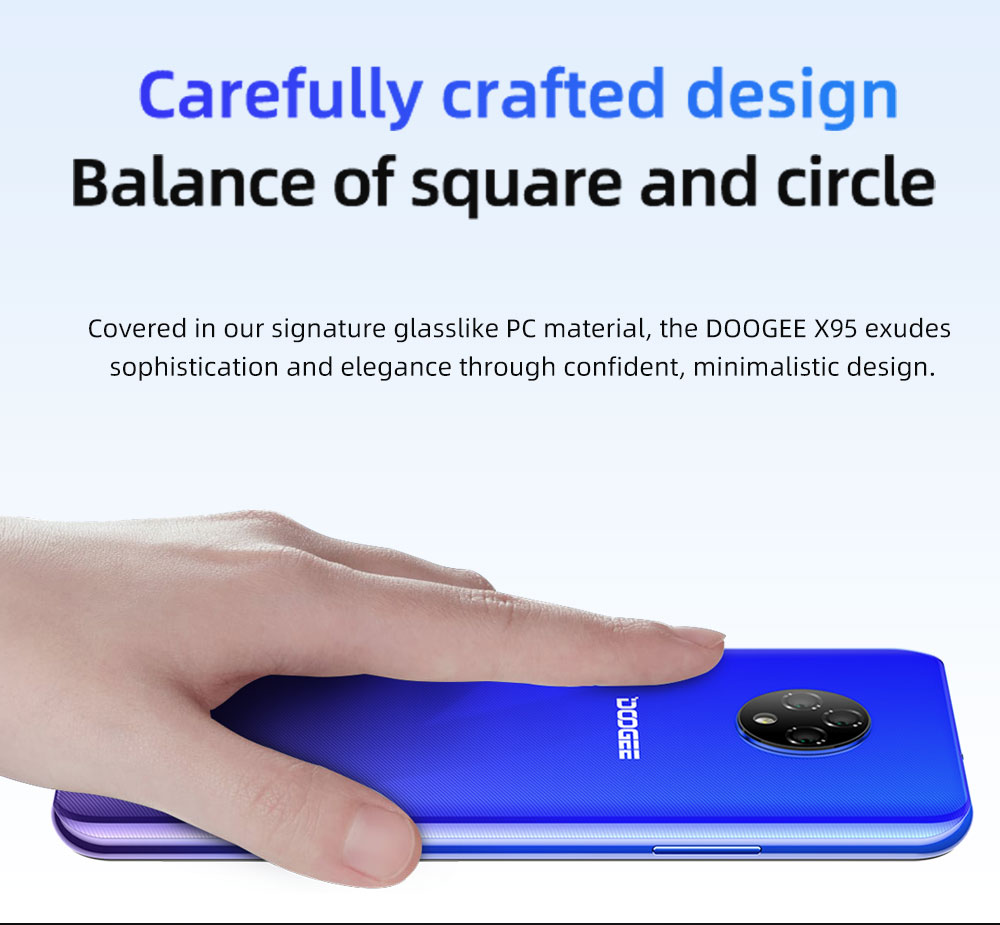 Buy Doogee X95