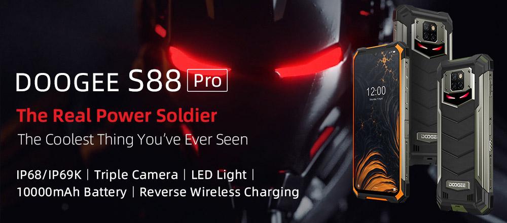 Buy Doogee S88 Pro