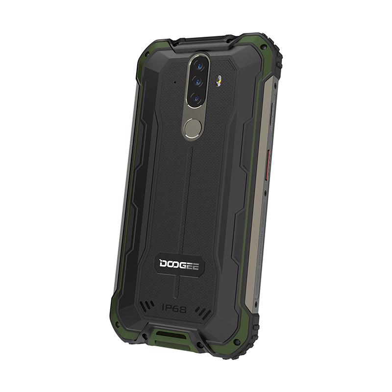 Doogee S58 Pro Green specs
