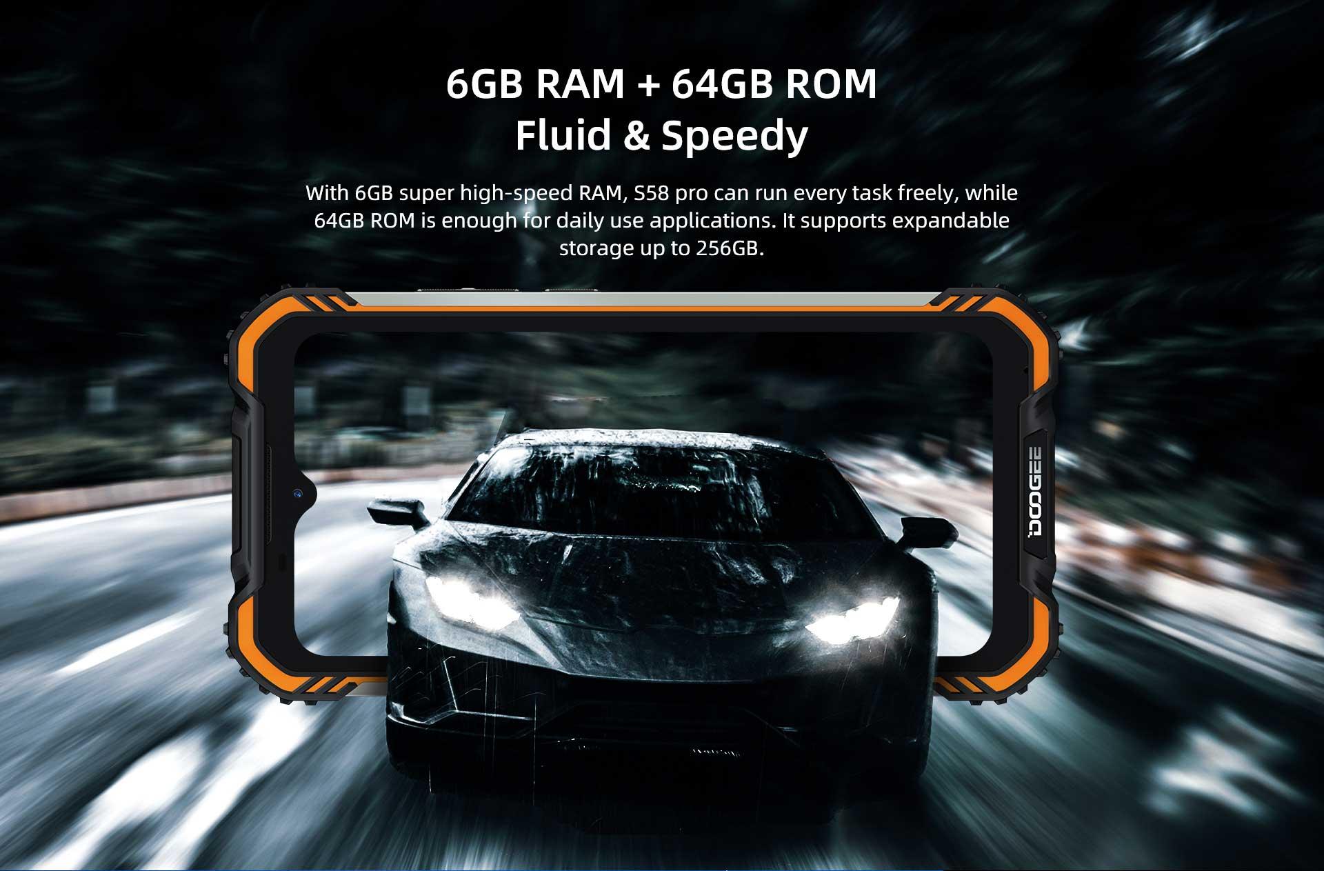 Buy Doogee S58 Pro