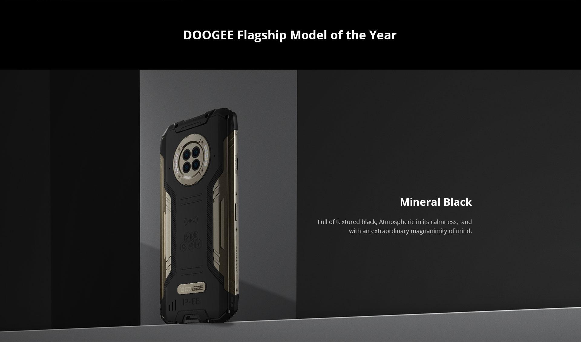 Doogee S96 Pro specs