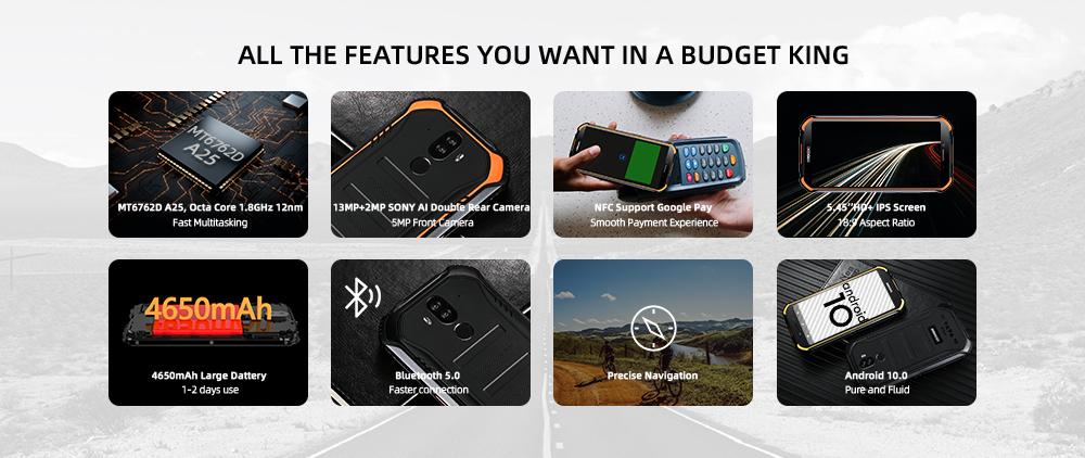Buy Doogee S40 Pro
