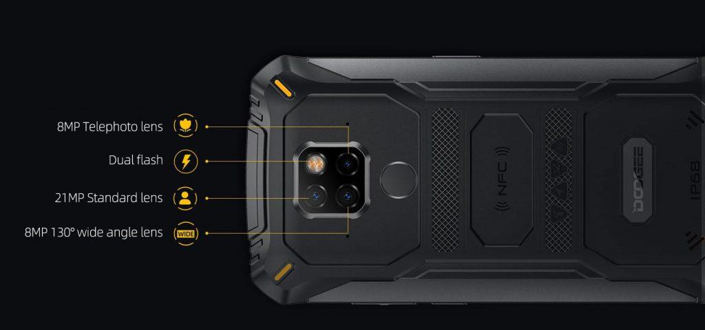 S68 Pro specs