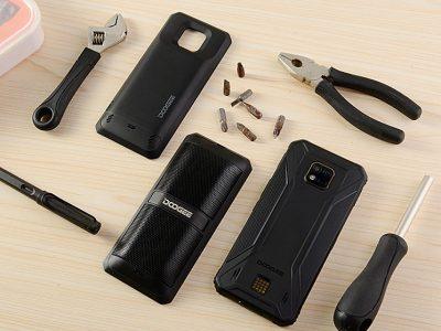 battery of Doogee S95 Pro