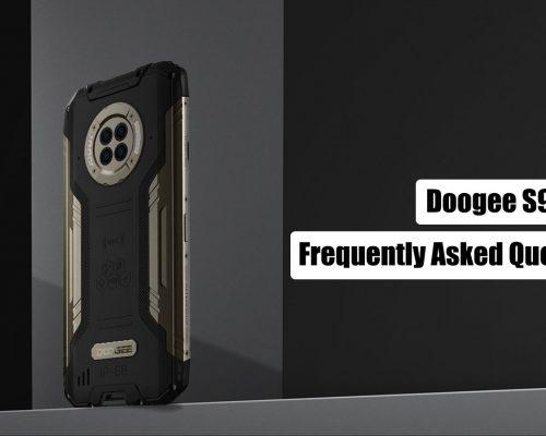 Doogee S96 Pro FAQs