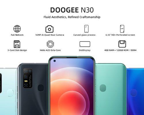 Doogee N30 review