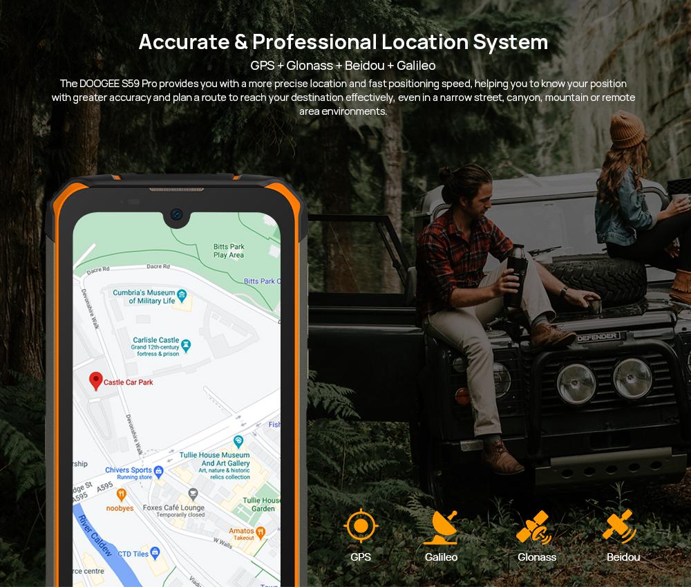 buy doogee s59 pro smartphone