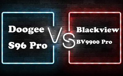 Doogee S96 pro VS Blackview BV9900 Pro