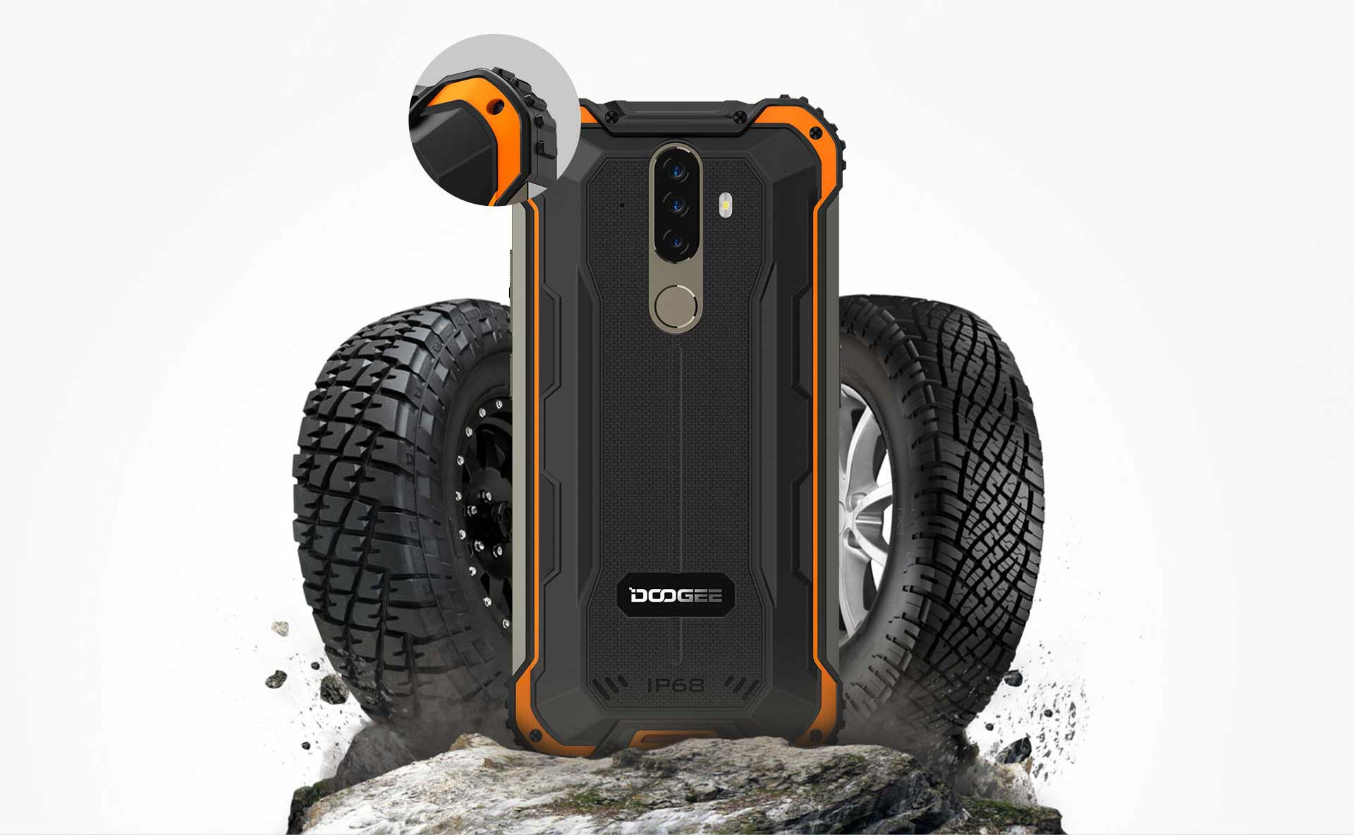 Doogee cell phone
