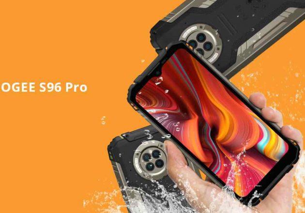 Doogee S96 pro smartphone review