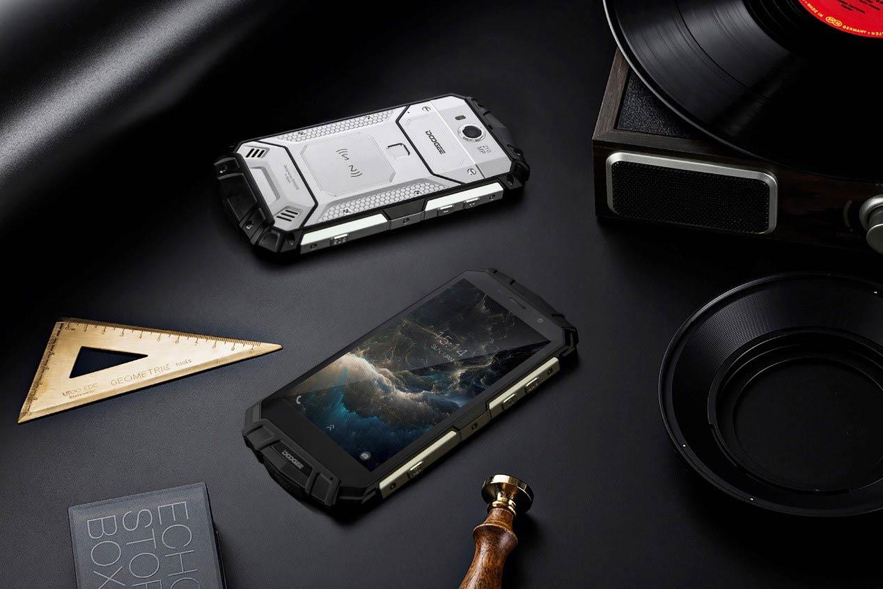 Doogee smartphone
