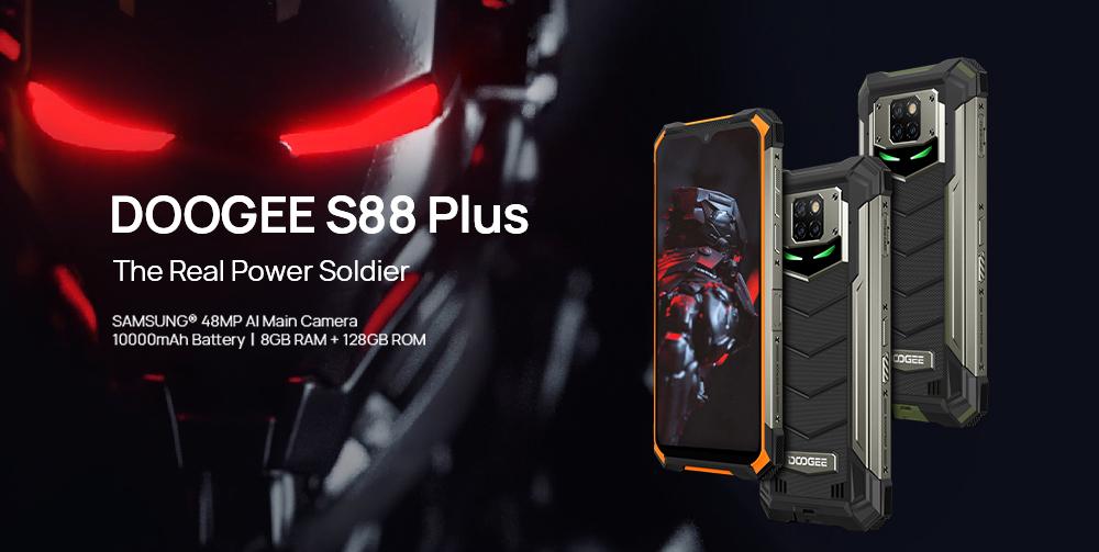 Buy Doogee S88 plus
