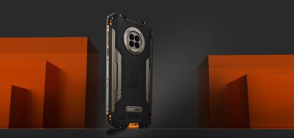 Doogee S96 pro rugged phone