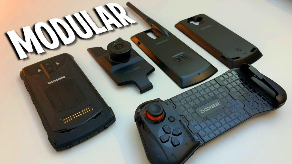 Doogee modular phones