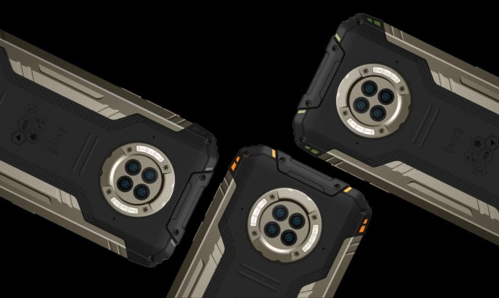 Doogee S96 pro VS Blackview BV4900
