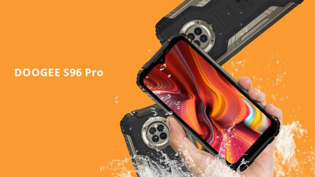 Doogee S96 pro VS Doogee S88 Plus