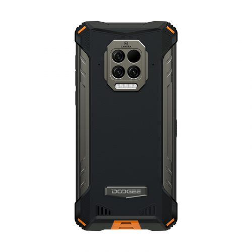 Doogee S86 pro infrared thermometer