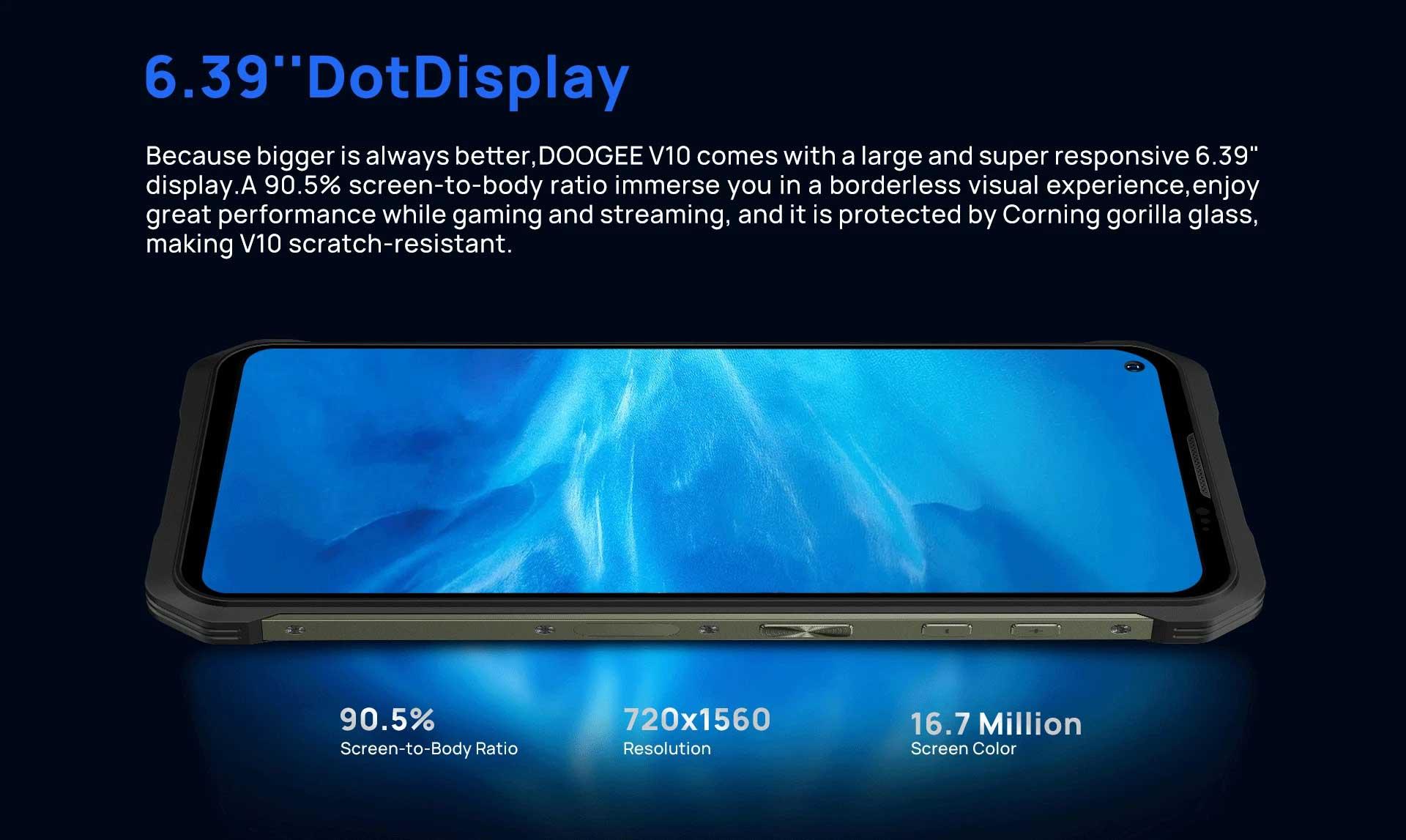 Doogee V10 5G for sale