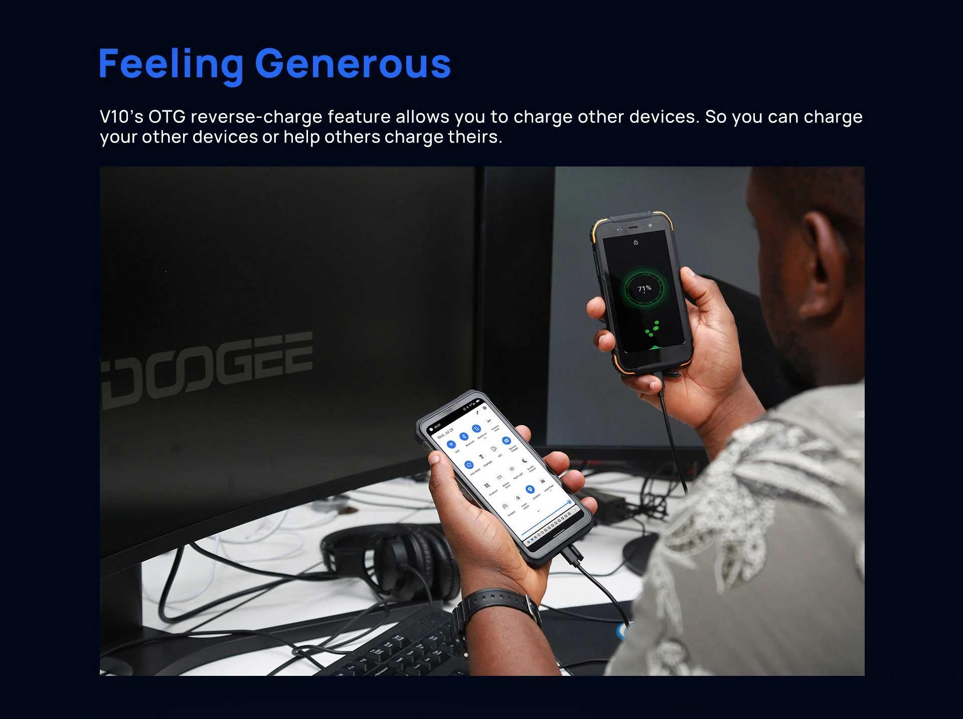 Doogee V10 5G price